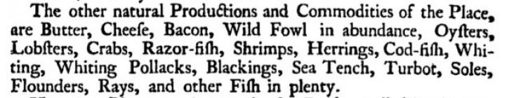 Fishing at Holyhead. Extract from Morris, L.,...