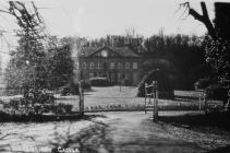 Llangibby House, 1902