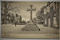 Llandaff. The City Cross