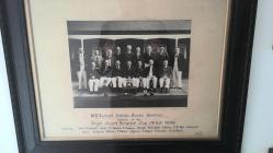 Lysaght Institute Bowls team 1938