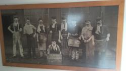 The men from No 18 Mill, Orb Ironworks c1900s