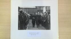 A Royal Visit, Orb Ironworks, March 1944
