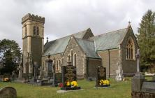 St David's Church, Abercrâf, Breconshire