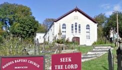 Noddfa Chapel, Church Road, Abersychan,...