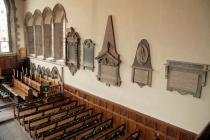 Christ College Chapel, Llanfaes, Brecon,...