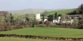 St Cynog's Church, Defynnog, Breconshire