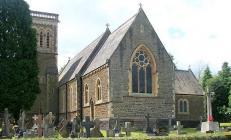 St Matthew's Church, Dyffryn Clydach,...