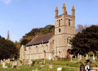 St Peter's Church, Glasbury, Breconshire