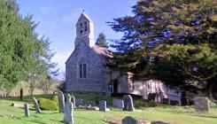 St Etheldreda's Church, Hyssington,...
