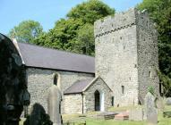 St Illtyd's Church, Ilston, Gower, Glamorgan