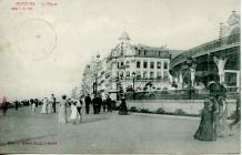 Postcard of Ostende - La Digue
