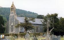 St Afan's Parish Church, Llanafan,...