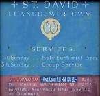 St David's Church, Llanddewi'r Cwm,...