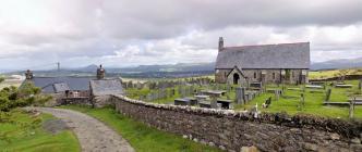 St Tegwyn's Church, Llandecwyn,...