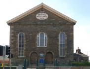Moriah Chapel, Station Road, Llanelli,...
