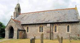 St Afan's Church, Llanfechan (Llanafan...
