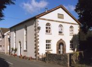 Mizpah Chapel, Llanfrynach, Breconshire
