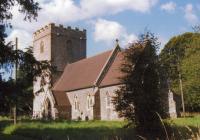 St Brynach's Church, Llanfrynach, Breconshire