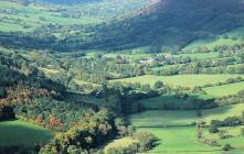 Llanthony Priory, Llanthony, Vale of Ewyas,...