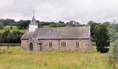 St Michael's Church, Manafon, Montgomeryshire