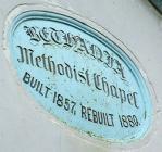 Bethania Chapel, Berllandywyll, Myddfai,...