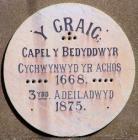 Capel Y Graig, Water Street, Newcastle Emlyn,...