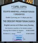 Capel Coffa Independent Chapel, Milford Road,...