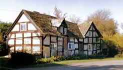 The Tumbledown Cottage Willersley, Herefordshire