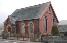 Bethesda Chapel, Penegoes, Montgomeryshire