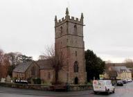 St Cadoc's Church, Raglan, Monmouthshire