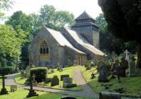 St Cenedlon's Church, Rockfield, Monmouthshire
