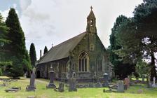 St John's Church, Rogerstone, Monmouthshire