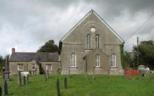Tabernacle Chapel, Middle Street, Rosemarket,...