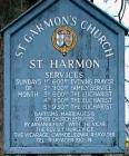 St Garmon's Church, St Harmon, Radnorshire