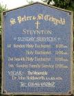 St Peter and St Cewydd's Church, Steynton,...