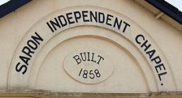 Saron Welsh Independent Chapel, Park Row,...