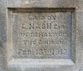 Oakfield Road Chapel, Poplar Road, Georgetown,...