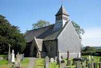 St Michael's Church, Trefeglwys,...