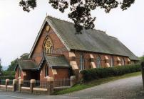 Zoar Methodist Chapel, Trefeglwys, Montgomeryshire