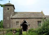 St Mary's Church, Tregare, Monmouthshire