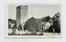 Postcard of St Stephen's Church,...