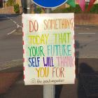Do Something Today That Your Future Self Will...