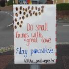 Do Small Things With Great Love, COVID 19, 2020