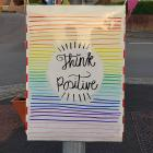 Think Positive, COVID 19, 2020