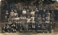 Children from Gwaelod y Garth c.1922