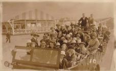 Charabanc in Porthcawl