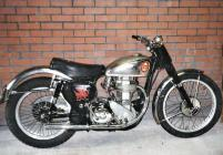 1954 BSA Gold Star Motor Cycle