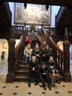 Unloved Heritage visit Stradey Castle