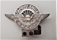 Cardiff Eagles Motor Cycle and Car Club Badge