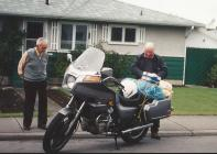 Honda Motor Cycle c.1980's